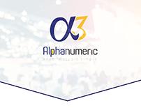 Alphanumeric brand