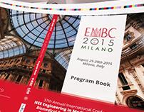 EMBC Milano 2015 - Conference branding