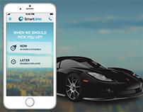 SmartLimo I App Design