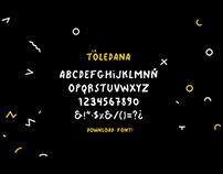 La Toledana Script Font