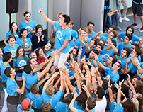 ESADE, catalan traditions during Summer School