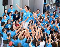 ESADE, catalan traditions during Summer School