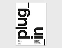 Plug_in Poster - 2014