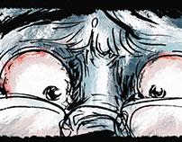 """""""Insubstituível """" HQ """"Irreplaceable"""" comics"""