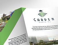 Brochure Design - Garden Santa Fe