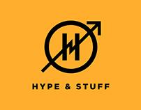 Hype & Stuff (2016) – Brand Identity