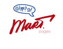 MART Pages LOGO DESIGN