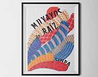 Music poster - Illustration