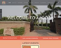 Web Design & Development for Aagosh