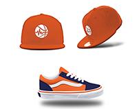 BasketPulse Branding & Basketball Manager UI/UX Project