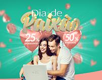 Dia dos Namorados EAD 2018 - 3D, KV e Composição