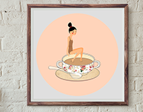 Tea&Soup - Illustrations