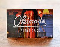 Point Cards: Okinado