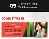 9 Multiple Slider Cover Template