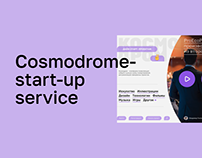Cosmodrome - start-up service