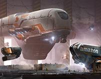 Amazon Loading Dock