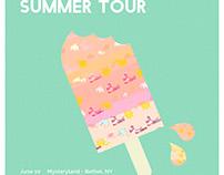 Skylar Spence: Summer Tour 2016