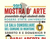 Montone Art Show | Print