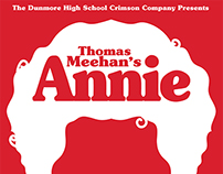 Annie Play Poster