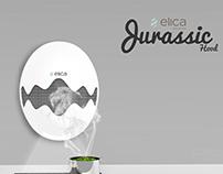 JURASSIC Hood for Elica