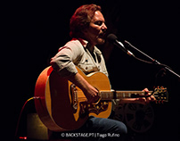 Eddie Vedder - 20 Junho - Altice Arena