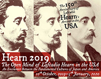 The Open Mind of Lafcadio Hearn in the USA