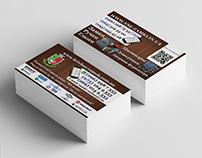 Business card #1 (door locks)