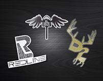 Redline MTB Logos