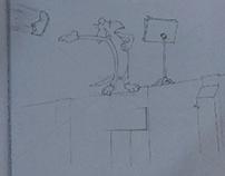 Sylvester's Symphony Hour (Sketch)