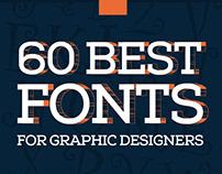 60 Fonts [Download]
