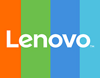 Lenovo Global Retail Branding