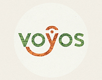Voyos Travel Logo
