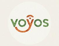 Voyos Travel Logo