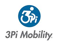 3Pi mobility branding
