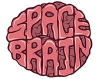 Spacebrain Logo, 2013