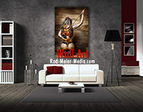Wall Art - Shibari Home Decoration Shop