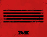 BIGBANG [MADE] SERIES 'M'