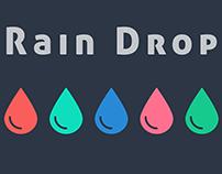 Rain Drop | Logo