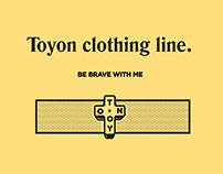 TOYON CLOTHING # 1