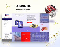 Agrinol Market web store of oil technical products