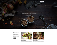 Madison - Part-2 - Restaurant template