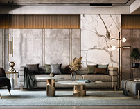 Modern Light Living room