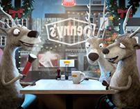 Denny's :: Reindeers Vs. Camels :: Episode 2