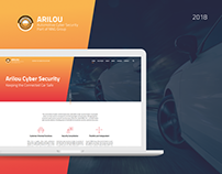 Arilou website design