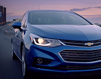 Chevrolet Cruze 2016 - Film