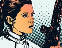 Badass Leia