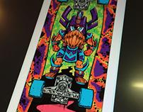 Skateboard Art Project