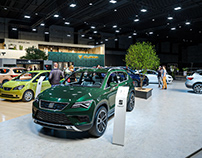 Seat @ Brussels Motor Show 2020
