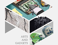 Arts And Gadgets 28-09-2015
