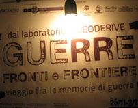 GUERRE FRONTI E FRONTIERE 2010